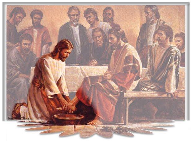 Giovedì Santo – Messa in Cena Domini