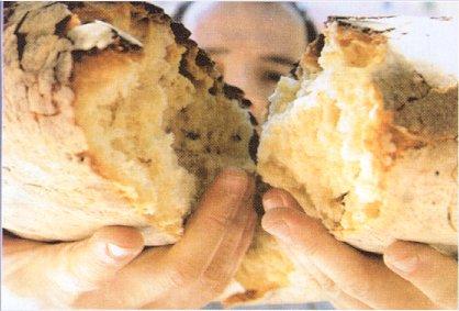 Pane e vino nella Liturgia