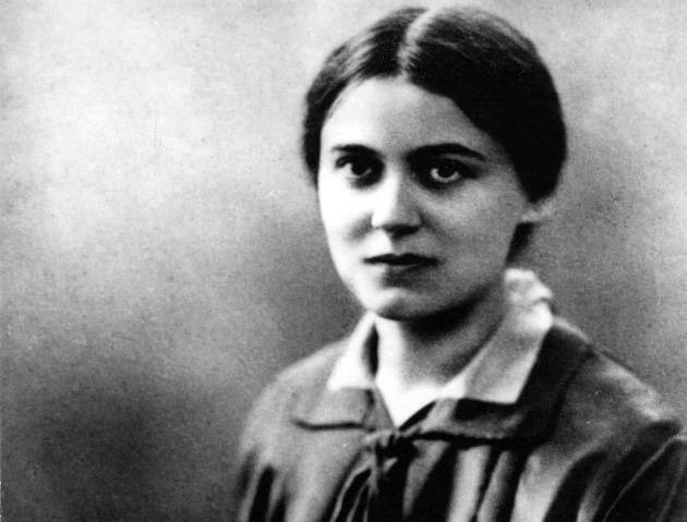 Edith Stein che divenne Teresa Benedetta