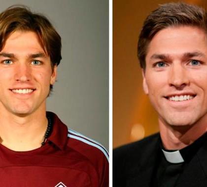 P. Chase: Pregava per la sua carriera nel mondo del calcio, ma Dio lo ha chiamato ad essere sacerdote